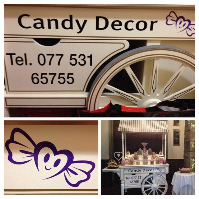 Candy Decor - Wedding Decor