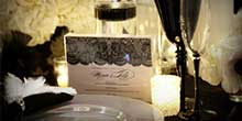 Room Angelz - Weddings Decor | Wedding Supplies | Bling & Black Wedding Theme