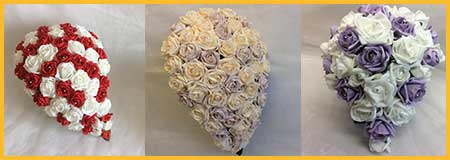 Wedding Flowers - Room Angelz | Wedding Supplies | Events Decor