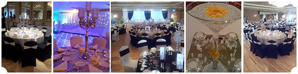 Room Angelz - Wedding Themes | Wedding Supplies | Event Decor | Newry | UK & Ireland