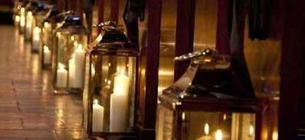 Room Angelz - Wedding Services | Wedding Supplies | Floor Lanterns